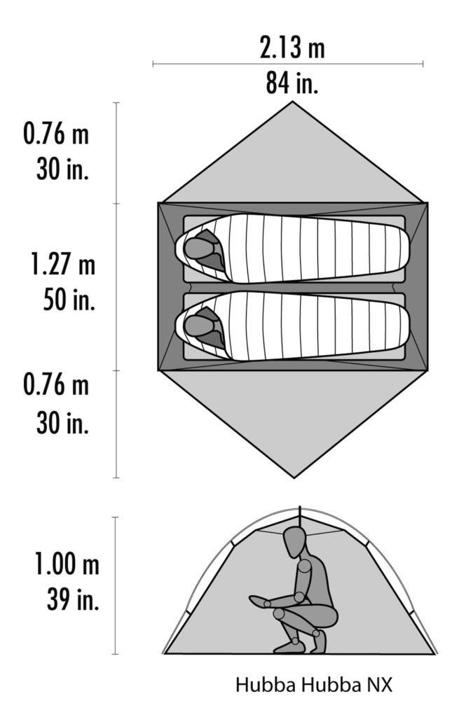 MSR Hubba Hubba NX